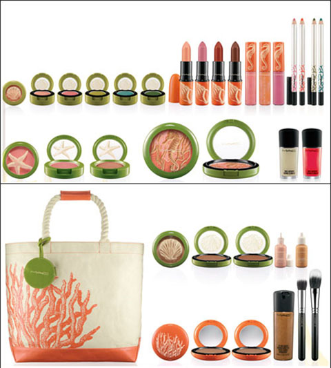 MAC Cosmetics Mactothebeach