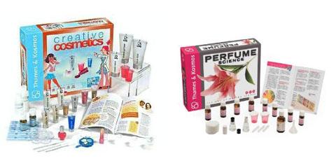 Kit fai da te per profumi e cosmetici: spa in casa  Vanities