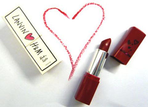 Lanvin lipstick