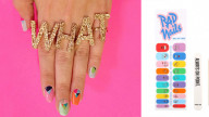 Stickers unghie Rad Nails