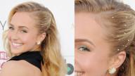 Trend alert: cristalli sui capelli