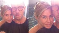Jennifer Aniston senza trucco