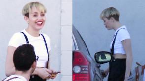 Il nuovo taglio di Miley Cyrus