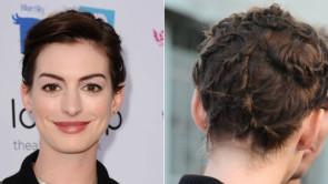 Anne Hathaway capelli anni 90