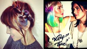 Capelli colorati: una gallery di idee