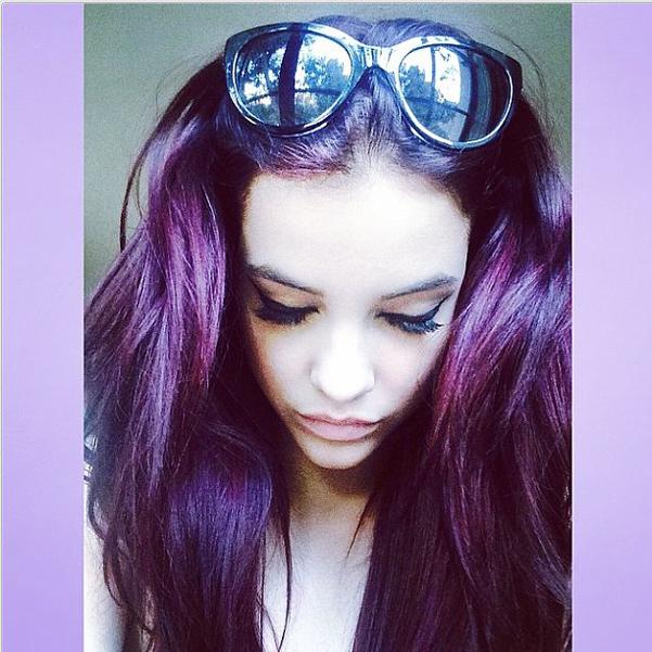 capelli colorati una gallery di idee vanities