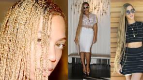 Beyoncé treccine extra lunghe