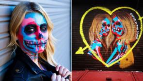 Trucco Halloween 2014 ispirato a Cara