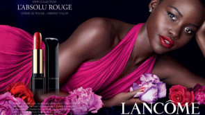 Lupita Nyong'o per Lancome