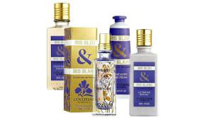 L'Occitane Iris Bleu e Iris Blanc