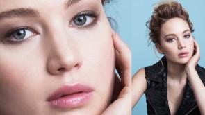 Jennifer Lawrence per Dior Addict