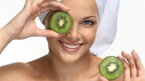 Fai da te la maschera viso al kiwi
