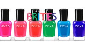 Zoya Ultra Brites, smalti al neon