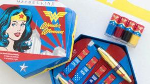 Maybelline Wonder Woman, make-up per eroine