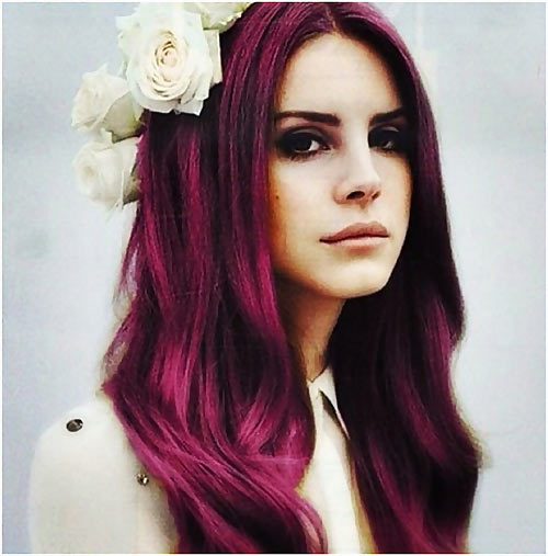 Magenta Hair Kevin Murphy Color Bug Temporary Colour Images  Dark Brown Hairs