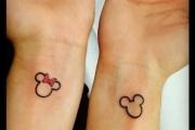 mickey-mini-matching-tattoos