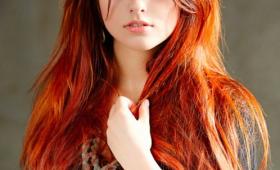 Stile capelli lunghi