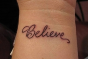 believe-tattoo