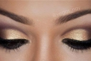 bronze-smokey-eye-makeup