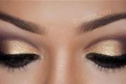 bronze-smokey-eye-makeup