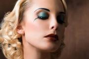 make-up-for-ever-fall-2013-sepia-blue-makeup