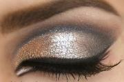 shimmery-smokey-eyes