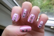 lovely-pink-valentine-themed-with-3d-love-decoration-nail-art-ideas-nail-designs-for-really-short-nails
