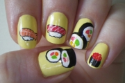 sushi-nails
