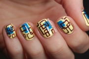 square-print-geometric-nail-art-china-glaze-lemon-fizz-2