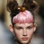 Luella Pink Hair