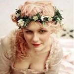Marie Antoinette Pink Hair