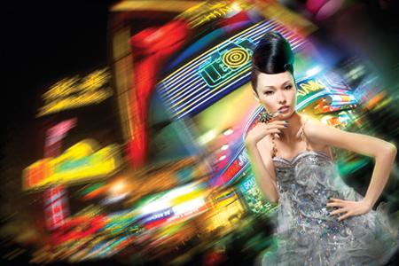 OPI Hong Kong collection