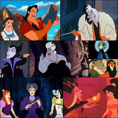 Venomous Villains Disney