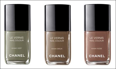 Chanel Les Khakis