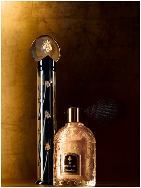 Guerlain Les Ors Midnight Star Or Imperial