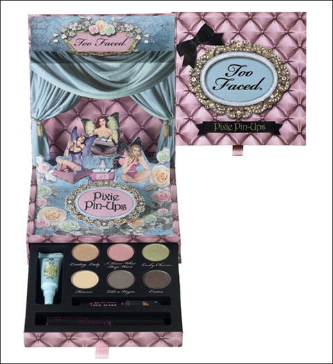 Too Faced Pixie Pin-Ups