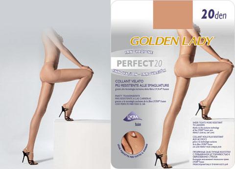purchase cheap 5081f 3bd5c Golden Lady presenta le calze anti-smagliature   Vanities