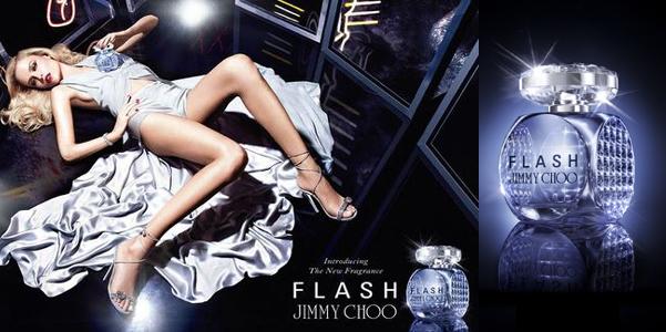 Flash Jimmy Choo