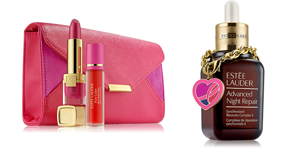 Pink Ribbon Collection 2013 Estee Lauder