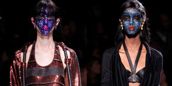 glitter Givenchy