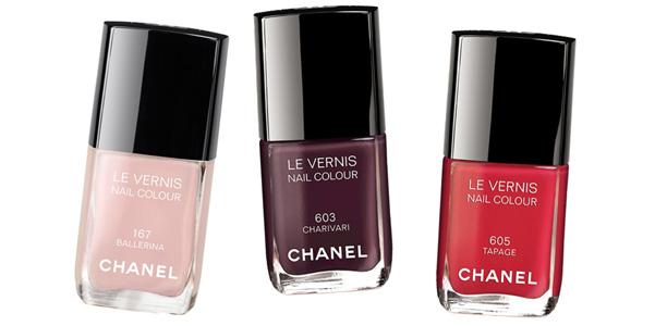 smalti Chanel pe 2014