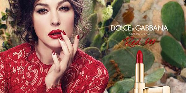 Dolce e Gabbana Monica Red