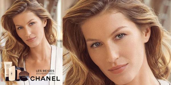 Gisele Chanel Les Beiges