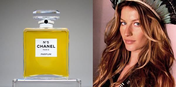 Gisele Chanel N 5