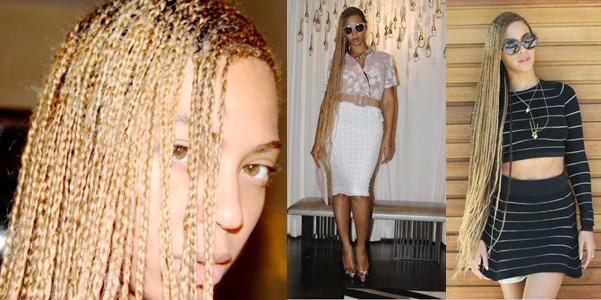 treccine Beyonce