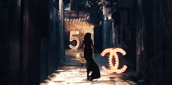 Chanel 5 Gisele Bundchen