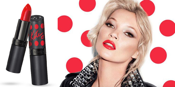 Kate Moss per Rimmel Red Nose