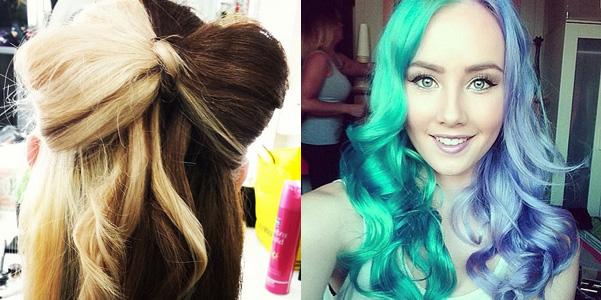 capelli bicolor