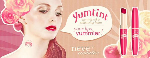 yumtint neve cosmetics