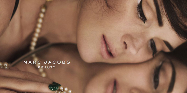 winona ryder marc jacobs beauty 2016